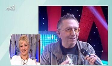 Θέμος Αναστασιάδης: «Δεν θα έκανα εκπομπή με τον Λιάγκα. Εγώ είμαι μπάζο»