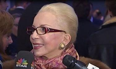 Νόνικα Γαληνέα: «Μπήκαν κλέφτες στο σπίτι μου»