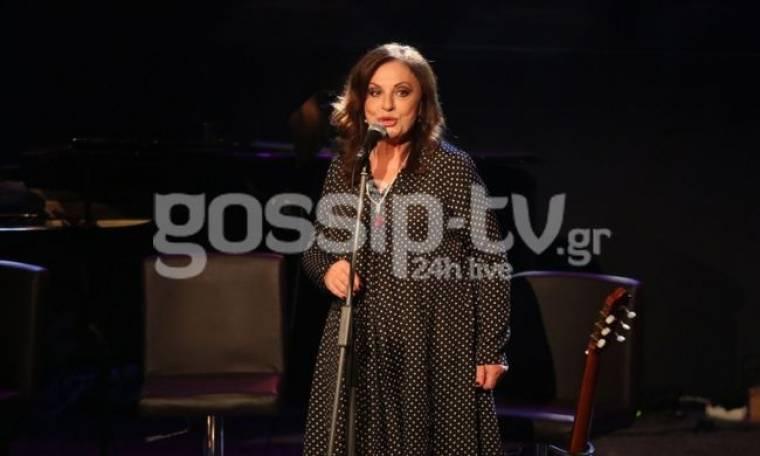 Χαρούλα Αλεξίου: Στην παρουσίαση του νέου της δίσκου
