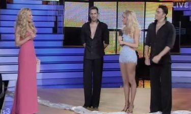 Flashback: Όταν η Ζέτα παρουσίαζε και η Δούκισσα χόρευε στο DWTS