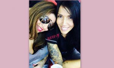 The girl with the Tattoo's ..(Γράφει η Majenco αποκλειστικά στο Queen.gr)