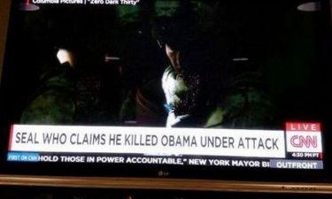 Γκάφα ολκής από το CNN: «Πέθαναν» τον Ομπάμα