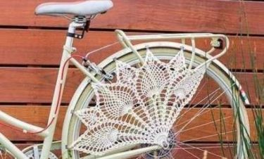 Ιδέες διακόσμησης: 5 τρόποι να μετατρέψεις το παλιό σου ποδήλατο σε διακοσμητικό