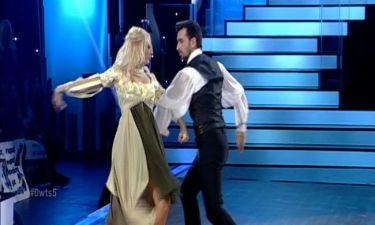Ο Θάνος Πετρέλης χόρεψε για την Ιουλιέτα του