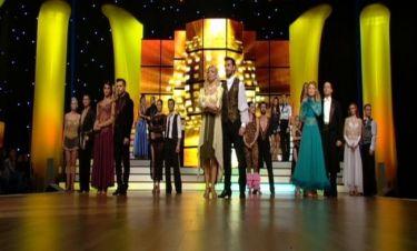 «Dancing with the stars 5»: Δείτε ποιο ζευγάρι αποχώρησε στο 3ο live του σόου