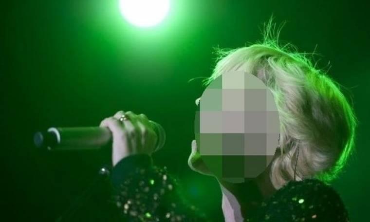 Συνελήφθη γνωστή τραγουδίστρια