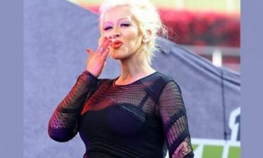 Τα συγχαρητήριά μας: Η Christina Aguilera είναι η πιο φυσιολογική λεχώνα που είδαμε ποτέ!