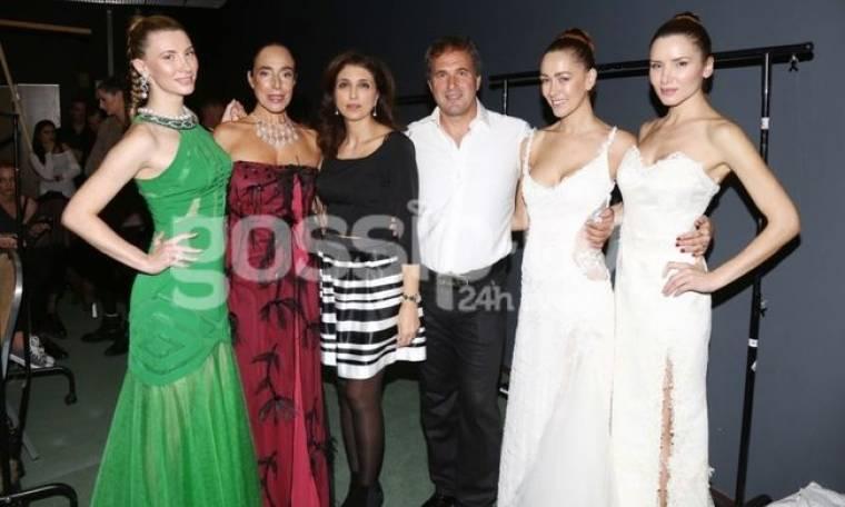 Nikos Takis: Επίδειξη μόδας με λάμψη και στυλ