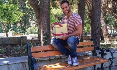 Δημήτρης Δερμετζόγλου: «Έχω μοιράσει πάνω από εξήντα πακέτα»