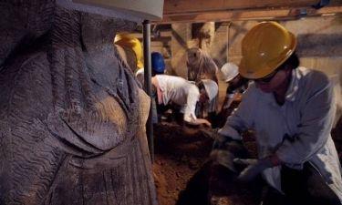 «Ο τάφος της Αμφίπολης ήταν γεμάτος χρυσάφι»