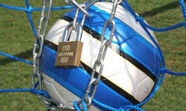 ΕΠΟ: Επ' αόριστον αναβολή στα εθνικά πρωταθλήματα