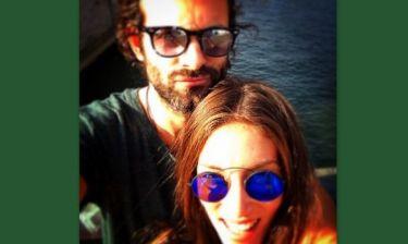 Αθηνά Οικονομάκου: Το τρυφερό μήνυμα στον σύντροφό της για την γιορτή του!
