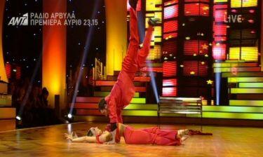 Θανάσης Βισκαδουράκης: Δίχασε του κριτές με την χορογραφία του