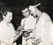 Flash Back στο γάμο της Μιμής Ντενίση και του Γιάννη Φέρτη