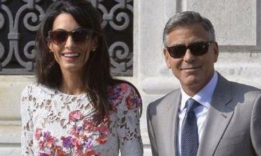 Ευχάριστα νέα για Alamuddin-Clooney: Μετά από αυτή την είδηση τους αγαπάμε περισσότερο!