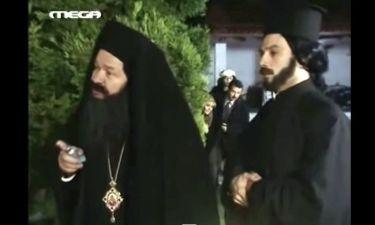 Ηθοποιός έγινε μοναχός και χειροτονήθηκε Διάκονος!