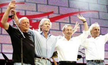 Το μουσικό αντίο των Pink Floyd