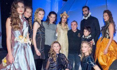 Όλα όσα έγιναν στην επίδειξη και στο after party του Έλληνα σχεδιαστή Laskaris