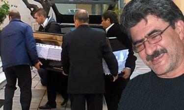 Το τελευταίο αντίο στον Μπάμπη Αλατζά