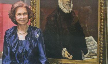 Βασίλισσα Σοφία: Στην Ελλάδα για τα εγκαίνια έκθεσης στο μουσείο Μπενάκη