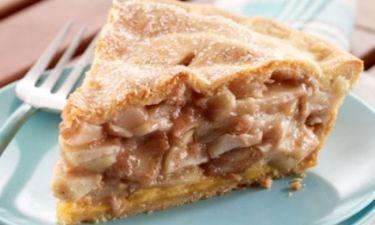 Συνταγή για την πιο νόστιμη και τραγανή μηλόπιτα που έχετε φάει ποτέ