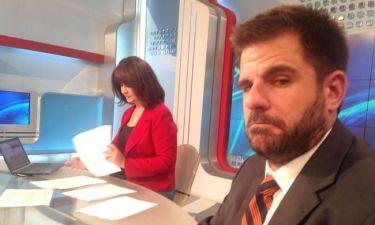 Μόνο εδώ: Στο νοσοκομείο δημοσιογράφος του Δελτίου του ΑΝΤ1. Τι συνέβη; (Nassos blog)