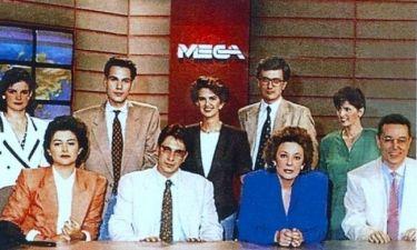 Το πρώτο ρεπορτάζ του Mega πριν από 25 χρόνια!