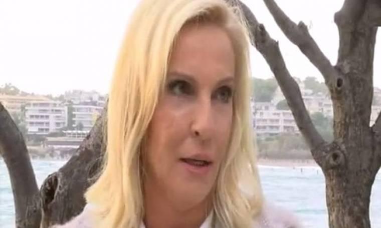 Μαρία Σταματέρη: Το επώδυνο διαζύγιο από τον Μαλέλη και η αποχή από την τηλεόραση
