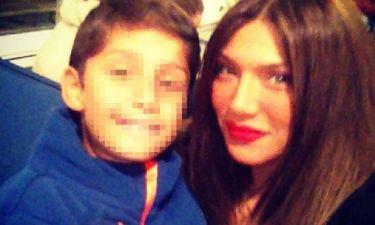 Αγγελική Ηλιάδη: Στην Ρόδο για εμφανίσεις παρέα με τον γιο της