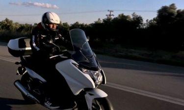Ο Stavento στην Αλεξανδρούπολη με Honda