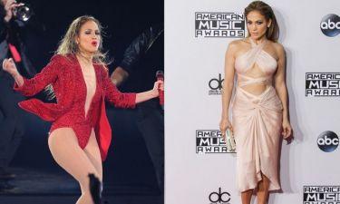 Jennifer Lopez: Πιο σέξι από ποτέ στα American Music Awards