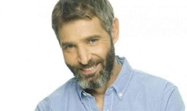 Θοδωρής Αθερίδης: «Δεν έχω το άγχος να βγω καλός παρουσιαστής»
