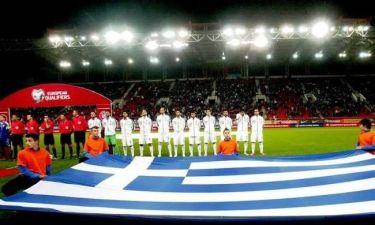 Εθνική Ελλάδας: Υποχώρησε στην 25η θέση...