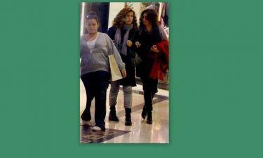 Μιμή Ντενίση: Με την Μαριτίνα για ψώνια