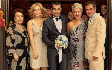 Μαρία και Θωμαΐς Ανδρούτσου: Κουμπάρες στο γάμο του αδερφού τους!