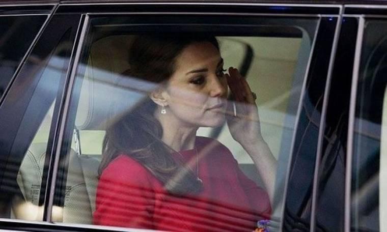 Κατέρρευσε η Kate Middleton όταν μητέρα της είπε ότι «έχασε» το τριών μηνών κοριτσάκι της
