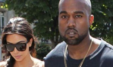 Xίλια... μίλια μακριά:Kim και Kanye βρέθηκαν σε άλλες χώρες την Ημέρα των Ευχαριστιών!
