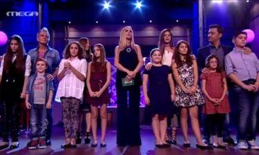 «The Music school»: Τα παιδιά που πέρασαν από τον τρίτο ημιτελικό στον τελικό