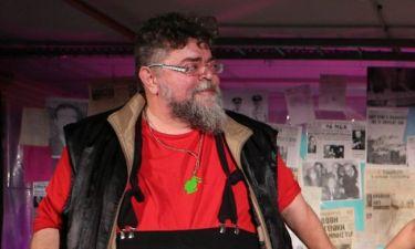 Σταμάτης Κραουνάκης: «Ψάχνω ακόμα το κόκκινο που να μου αρέσει»