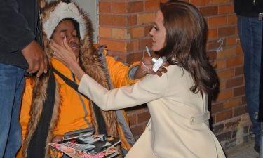 Κίνηση ανθρωπιάς από την Angelina Jolie