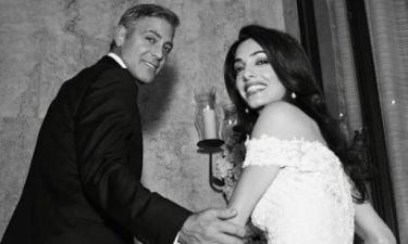Eπιτέλους! Κυκλοφόρησε αδημοσίευτο φωτογραφικό υλικό από τον γάμο της χρονιάς