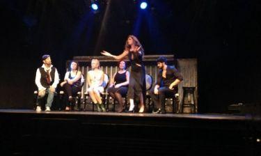 Η επιστροφή της Κουλιανού στο θέατρο-Δείτε φωτό από τις πρόβες