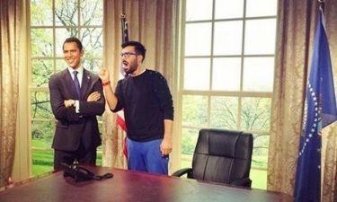 Όταν ο Master Tempo συνάντησε τον Obama