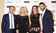 Το πρώτο fashion show της Axel με guest την Ελένη Μενεγάκη