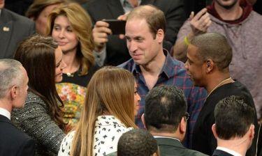 Η Kate Middleton δεν μπορούσε να πάρει τα μάτια της από τον… Jay Z