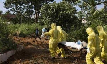 Έμπολα: Φρίκη στη Σιέρα Λεόνε- Μαζικοί τάφοι θυμάτων του ιού