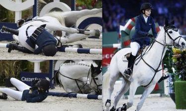 Σε κακή ψυχολογική κατάσταση η Αθηνά μετά την ευθανασία στο άλογό της! (Φωτό)