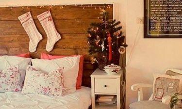 Ένα δέντρο… δεν φέρνει τα Χριστούγεννα: Γιορτινές ιδέες διακόσμησης για όλο το σπίτι!