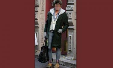 Αν υπήρχε fashion police θα του έριχνε… ισόβια!