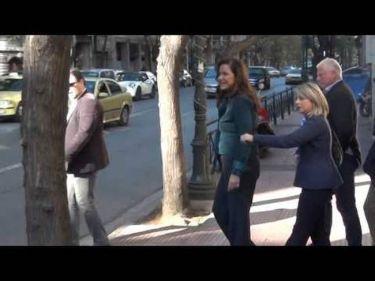 ΠΟΣΠΕΡΤ: Φραστική επίθεση σε Μπακογιάννη και Βούλτεψη (vids)